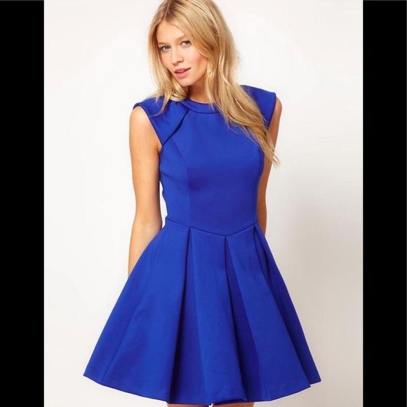 Ted Baker London Dresses & Skirts - Ted Baker London blue dress